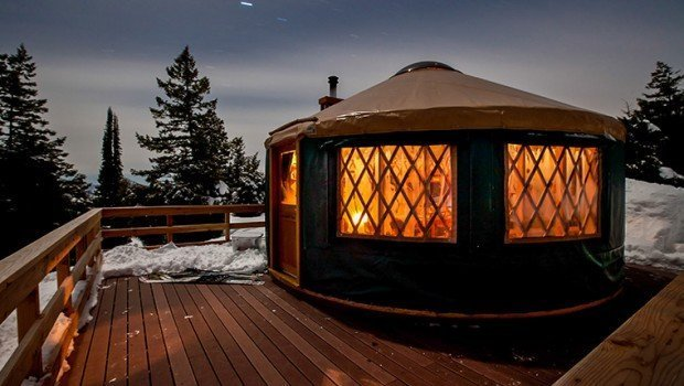 Feature-Yurts
