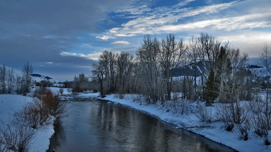 Cast a line this winter greenbelt magazine for Plenty of fish boise